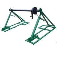 Buy cheap Hydraulic Condrulic Conductor Reel Stand to Connect with Hydraulic Tensioner puller from wholesalers