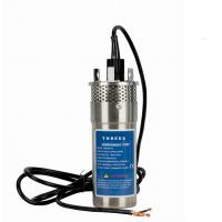 China Stainless Steel Dc Submersible Pump , High Pressure Water Pump Corrosion Proof Housing on sale