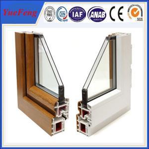 Market price of aluminium oxide, 6063 aluminum profile casement window frame Manufactures