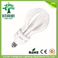 Environmentally Friendly T5 CFL Grow Light Bulbs 3000h Flower Lamp With Glass Tube Manufactures