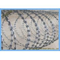 Stainless Steel Cbt-60 Crossed Razor Wire Security Fence with Clips Manufactures