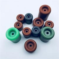 Industrial Oil Field Custom Rubber Products Molded Components Multi Color Manufactures