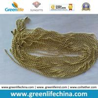 Factory Supply Fashion Jewelry Gold Plated Metal Chain Curtain Manufactures