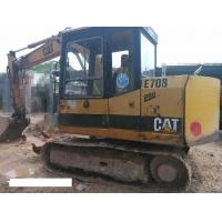 China Mini CAT used e70b excavator for sale on sale