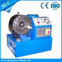 Buy cheap hydraulic rubber hose crimping machine for sale/hose crimper from wholesalers
