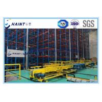 Warehouse Automatic Storage Retrieval System Advanced Control ISO 9001 Certification Manufactures
