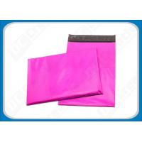 Different Colors And Custom Sizes Plastic Mailing Envelopes With Logo Printed Manufactures