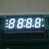 4 Digit Low Power LED Seven Segment Display / 7 Seg For Homes 0.3 Inch Manufactures