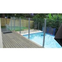 Flat  Frameless Common Float Laminated glass Outdoor Swimming Pool Glass Fencing 3000x5000mm Manufactures
