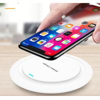 Fashionable Rohs Marble Wireless Phone Charger With Cooling / Mobile Phone Accessories Manufactures