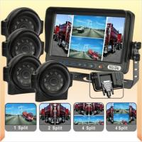 China Model:DF-7370514 CCTV Quad Monitor Camera Systems on sale