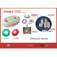 Parking lot car park guidance system with ultrasonic sensor and led indicatiors Manufactures