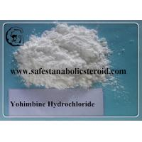 Muscle Growth Yohimbine Hydrochloride Yohimbine HCL Sex Steroid Hormones Manufactures