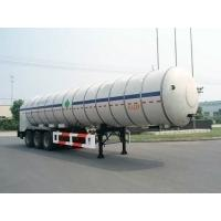 Cryogenic Liquid Lorry Tanker for Liquid Ethylene  SDY9400GDYX Manufactures