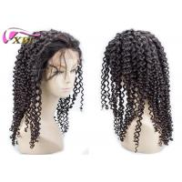 150% Brazilian Unprocessed Full Swiss Lace Human Hair Wigs For Popular Hair Styles Manufactures