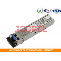 155M SFP Fiber Optic Transceiver Module 1310nm Wavelength 2KM LC Port 2 Fiber Manufactures