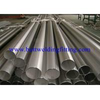 ASTM A240 Stainless Steel Pipe / Tube ASTM A240 SGS / BV / ABS / LR / TUV / DNV Manufactures