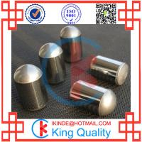 Tungsten Carbide Dome Buttons Manufactures