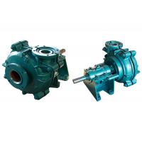Horizontal Small Sludge Pump , High Pressure Slurry Pump Multi Purpose Manufactures