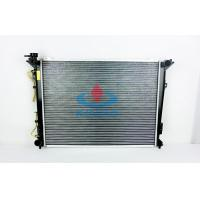 DPI  2381 HYUNDAI Heat Exchange Aluminium Car Radiator For Sonata ' 05 - AT Manufactures