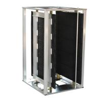Common Type SMT ESD PCB Magazine Rack Heat Resistant ML-7065 For SMT Line Manufactures