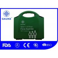 Multiple Components College First Aid Kit , College Medical Kit Washable Interior Manufactures