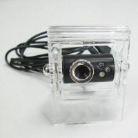 CMOS PC Camera with 640 x 480-pixel Resolution and Manual Focus  Manufactures