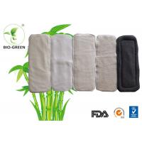 Most Absorbent Bamboo Cloth Diaper Inserts Double Elastic Gussets Available Manufactures