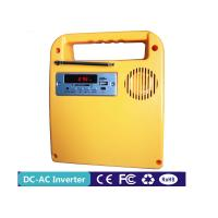 China 10W Solar Powered Lights DC AC Inverter 12V Lead Acid Battery Long Lifespan on sale