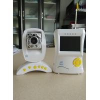 wireless video baby monitor infant monitor camera with sensor color cmos image for sale of. Black Bedroom Furniture Sets. Home Design Ideas