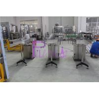Quality Semi Automatic Glass Bottle Sorting Machine Rotary Type For Water Production for sale