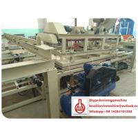 Quality Auto Raw Material Feeding Wall Panel Roll Forming Machine , Straw Board Wall Panel Machine for sale