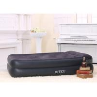 High Comfort Blow Up Mattress , Raised Blow Up Bed 14 . 6 Net Weight MS - 66720 Manufactures
