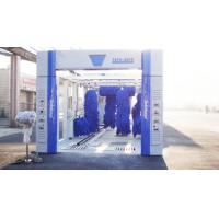 Automatic Tunnel Car Washer Equipment with best car washing quality Manufactures