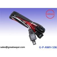 ul 3239 18awg motorcycle wiring harness switch femae 20amp. Black Bedroom Furniture Sets. Home Design Ideas