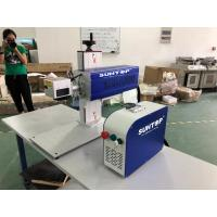 China Industrial Laser Marking Machine Large Working Area 30W USA SYNARD COHERENT RF Laser on sale