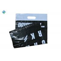 Quality 2.5 mil 12x16inch Custom Die-cut Handle Mailing Bags Plastic Poly Mailers for sale