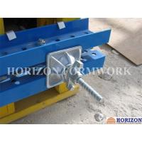 Natrual Colour Shuttering Tie RodSlope Plate Fastening Inclined Formwork Manufactures