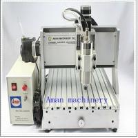 Hot sell AMAN3040 mini 3d cnc engraving machine Manufactures