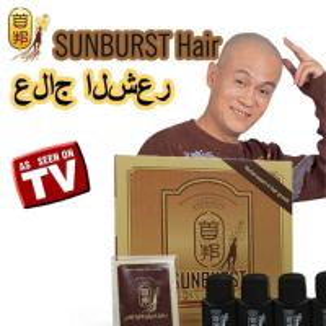 Ancient Chinese Prescription Sunburst Hair Growth Liquid 6 Bottles 50ml Manufactures