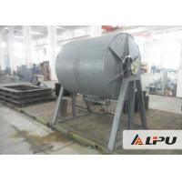 China Small Scale Batch / Intermittent Ball Mill For Glass Ceramic Industry on sale