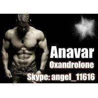 Pharmaceutical Material Anavar Steroid Oxandrolone For Muscle Increase 53-39-4 Manufactures