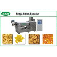 2D/3D Screw /Shell/Potato Chips/Extruded Pellet Frying Snacks Process Machine 304 stainless steel china Manufactures