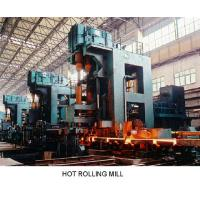 China Finishing Stand Hot Steel Rolling Mill Machinery Steel Rolling Mill on sale