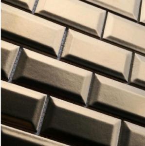 New Best Selling Finish Bronze Metallic Bevel  Atpalas Mosaics Tiles ATP08P02 Manufactures