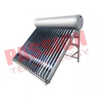 Vacuum Tube Summer Solar Water Heater For Shower Manufactures