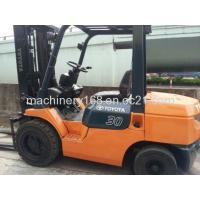 Quality Used Toyota Forklift 3t for sale
