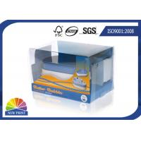 Custom Made Clear Transparent Plastic Packaging Box for Products Packaging Manufactures