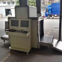 Quality X Ray Baggage Scanner Airport , Railway Stations , Electronic factories for sale