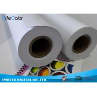 Inkjet Matte PP Synthetic Paper , Poster Tear resistant Paper 8mil Thickness Manufactures